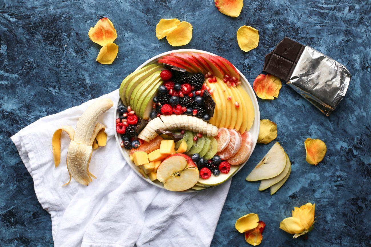 Fruit bowl - nutritional